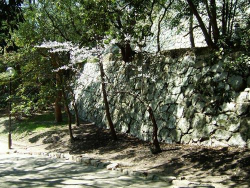 本丸石垣2