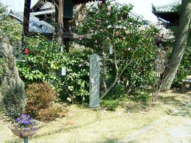妙教寺石碑