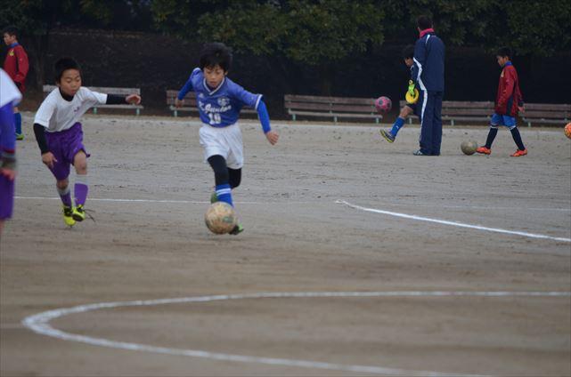 練習試合20151223