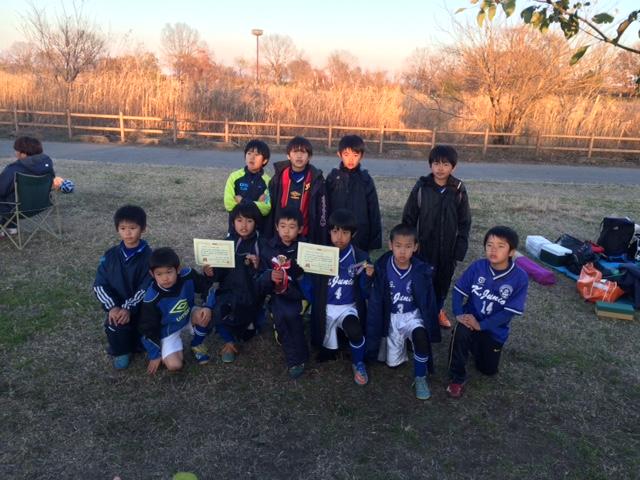 北彩U10X'masカップ20151220