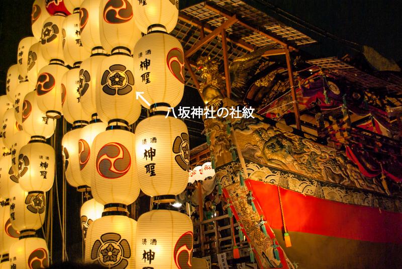 祇園祭 宵山 船鉾