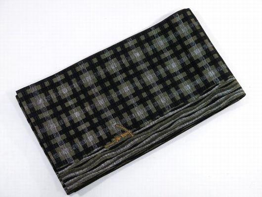 斎藤上太郎 正絹 袋帯