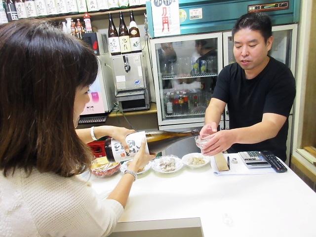 高速長田から兵庫へ移動♪長田と兵庫の銘店はしご@原酒店。