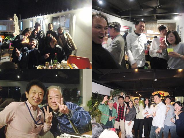 ゲラゲラハウス忘年会のお鍋&近所の希望軒ラーメンで〆(*^_^*)