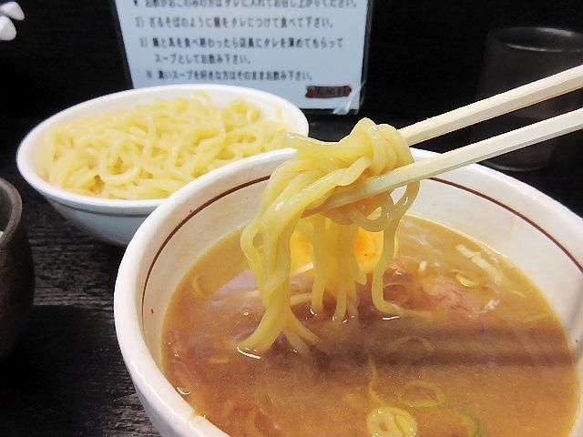 大阪大勝軒本店@扇町のつけ麺。激ウマでした(*^_^*)