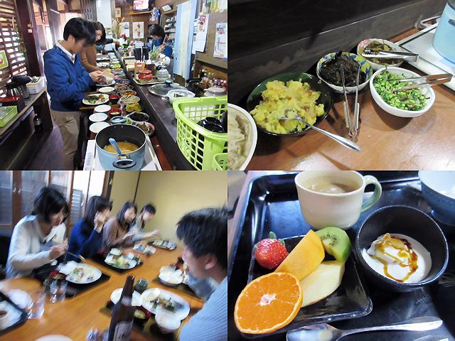 大分の午後は『唐揚げめぐり』と『門前茶房 山ぼうし』の手作り和食などなど。