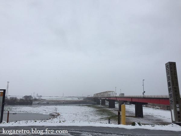 2016古河で大雪