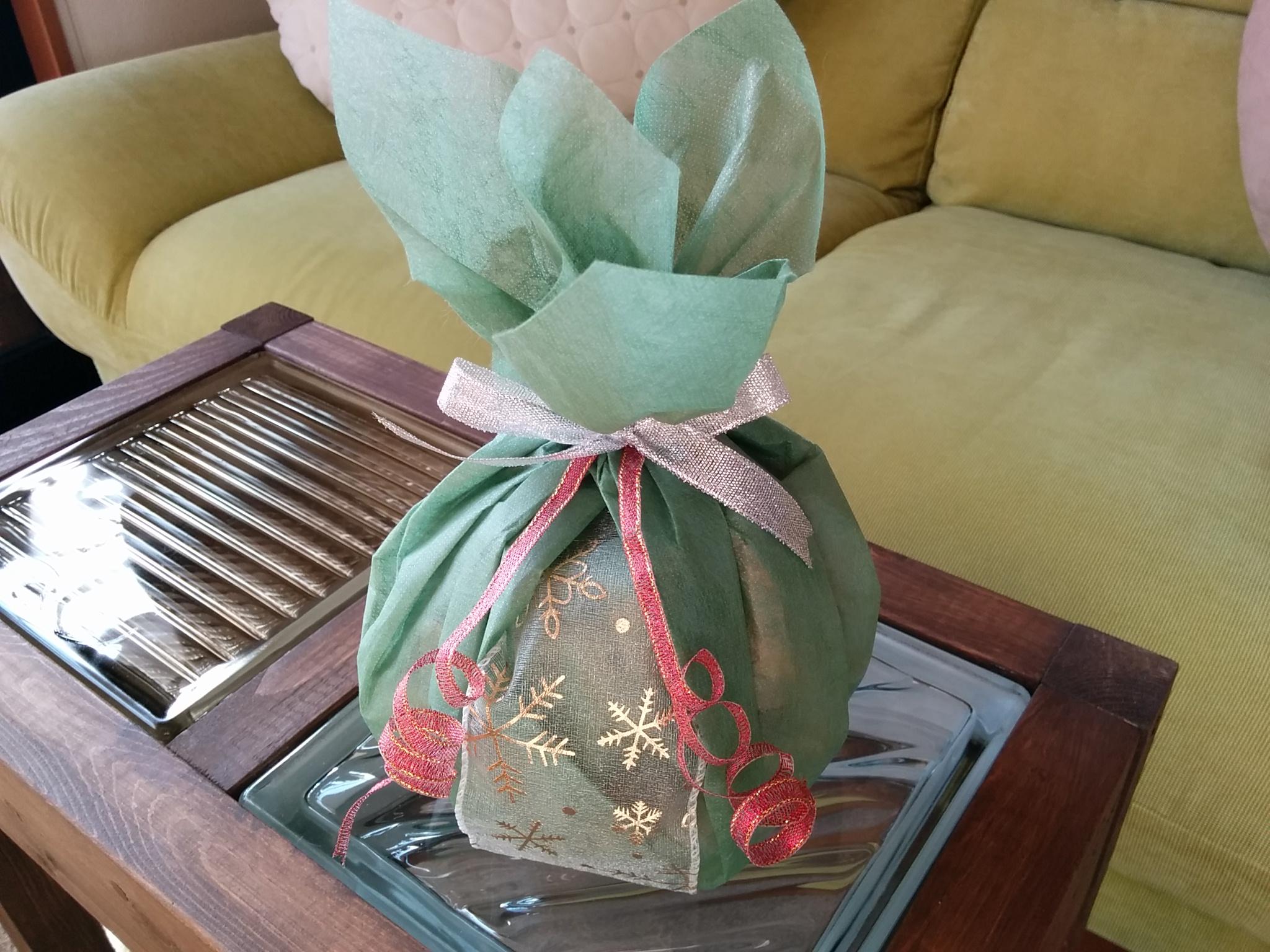 クリスマス包装