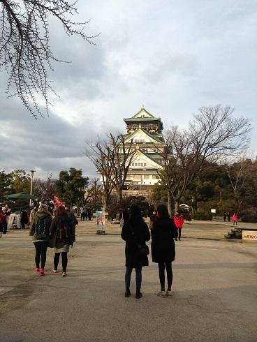 大坂城11