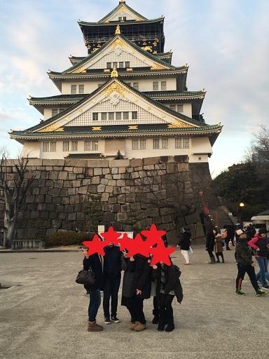 大坂城20