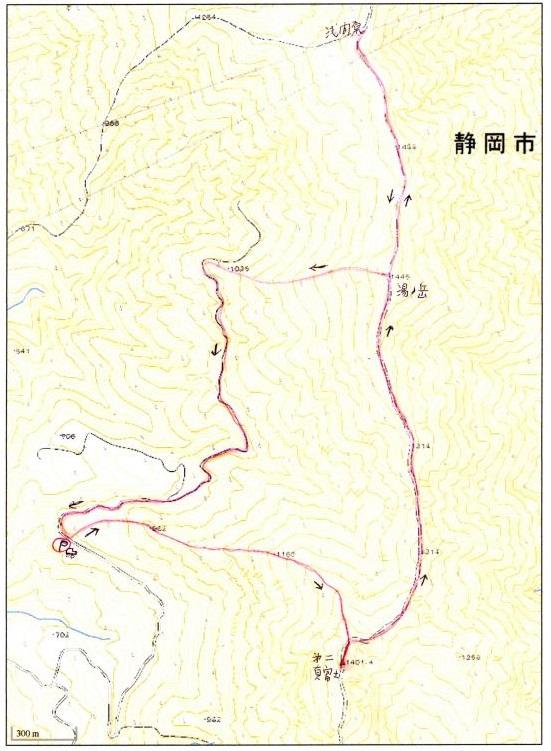 真富士地図