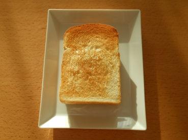 201511 ヨーグルト酵母の食パン トースト