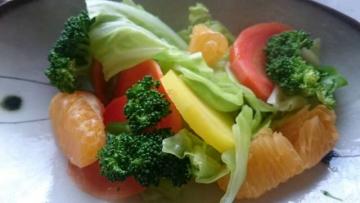 温野菜サラダ