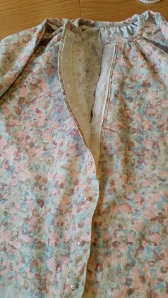 naniIROベビードレス