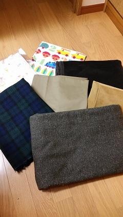 A to N select textile 福袋
