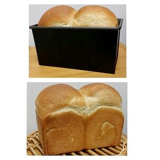 白神こだま酵母食パン