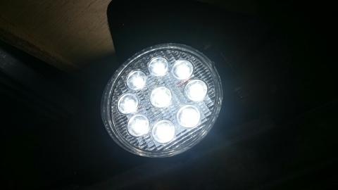LEDライト3