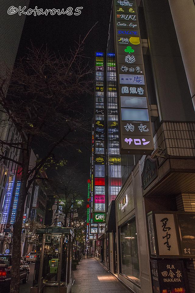 ネオン繚乱 20151025