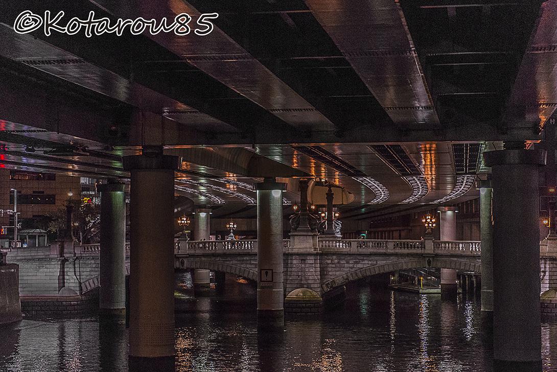 別アングルから日本橋 20151029