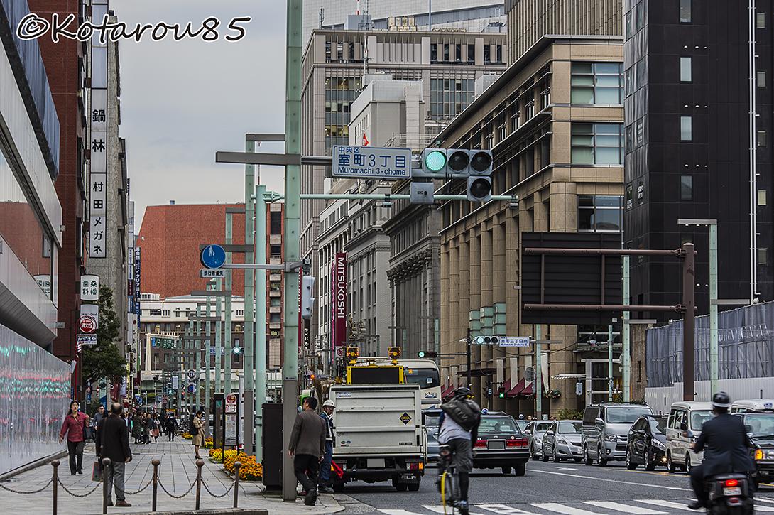 日本橋室町 20151118