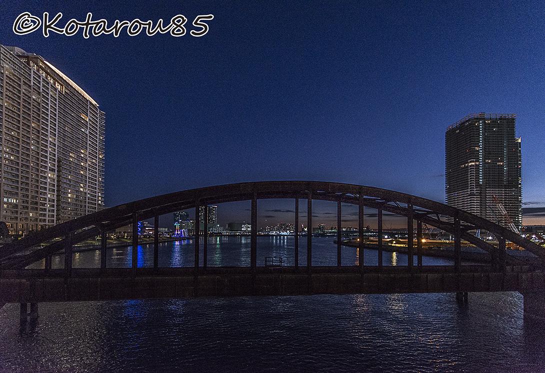 東京湾 20151219