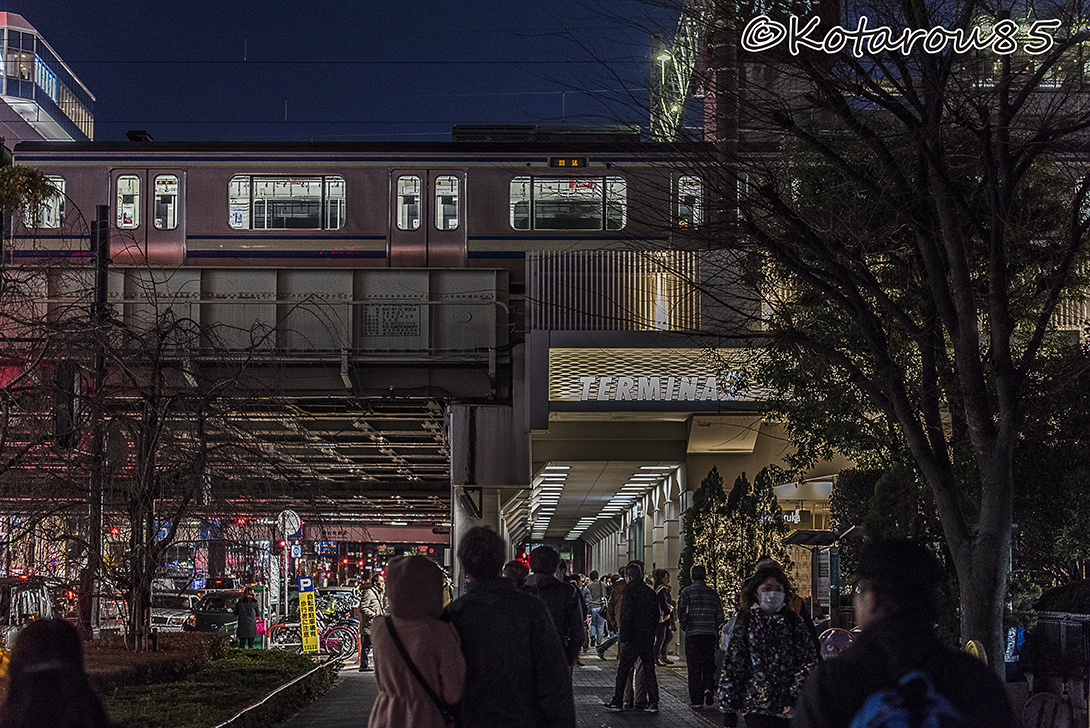 東京のJRならでは 20151220