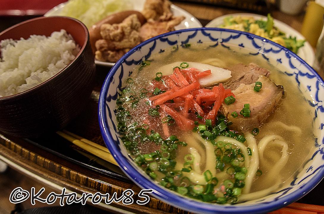 沖縄料理 20151228