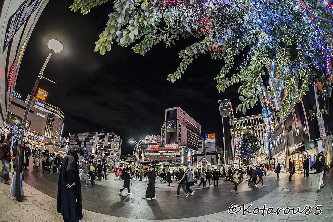 錦糸町駅前 20151228
