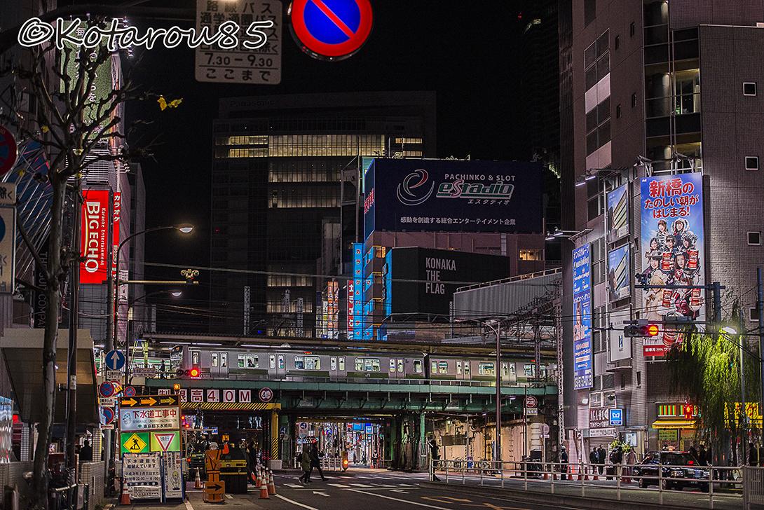 新橋遠景2 20160126