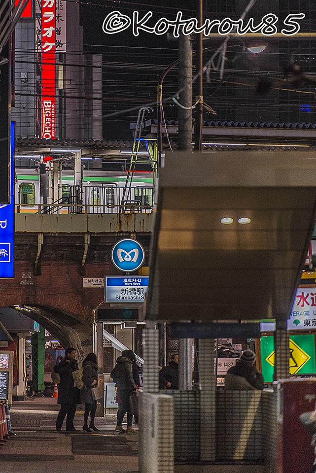 新橋遠景3 20160126