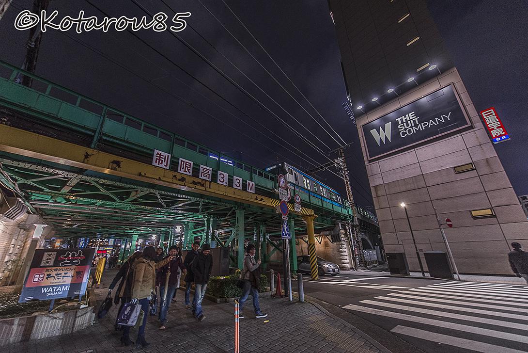 新橋遠景4 20160126
