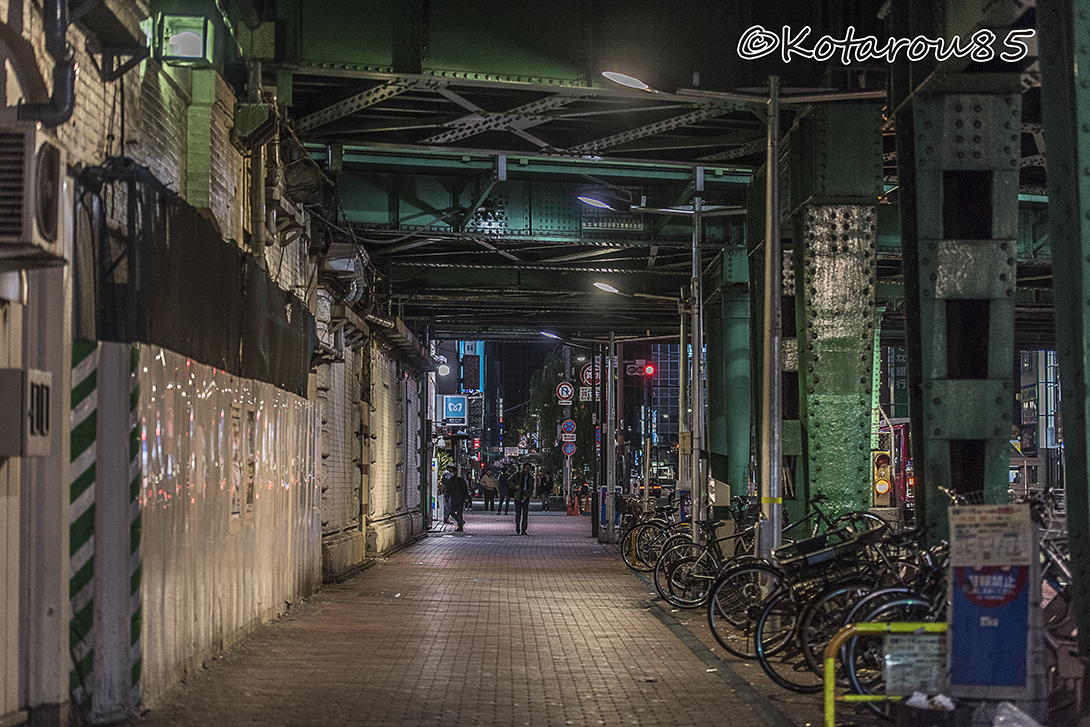 新橋遠景5 20160126