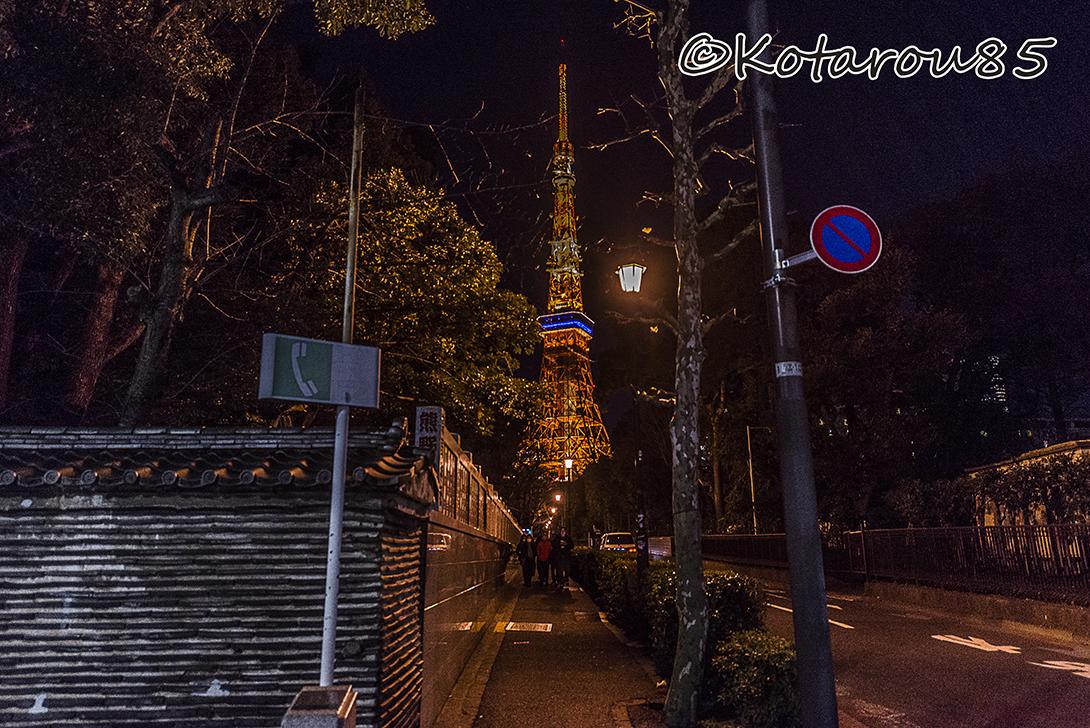東京タワーは休まない 20160214