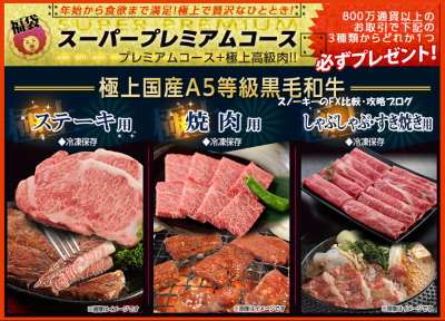 ヒロセ通商福袋2016年プレゼントキャンペーン3