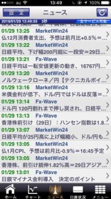 日銀マイナス金利FXブロードネットスマホアプリ4