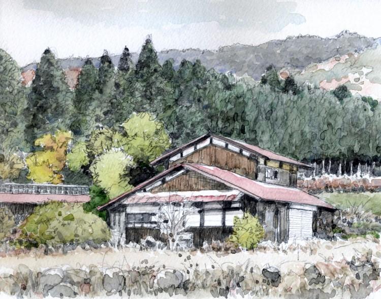 八木山村の民家 (750x590)