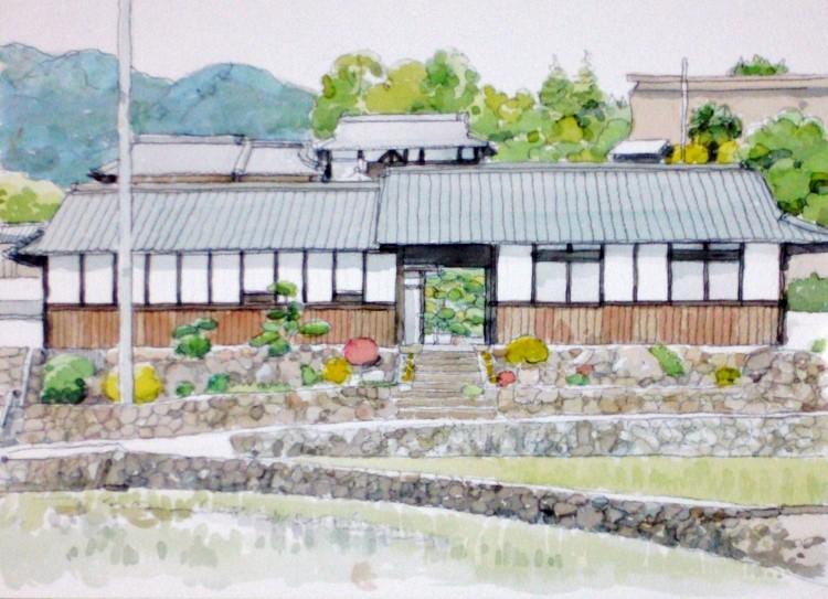 丹後篠山の民家 (750x543)