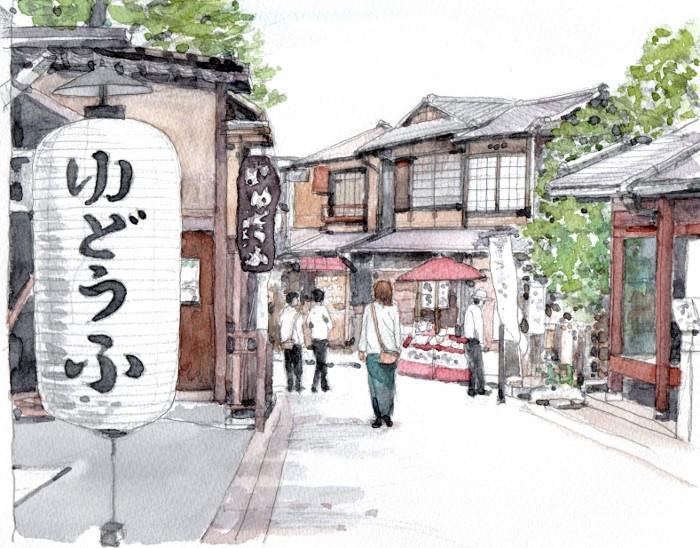 東山の散歩道 - コピー (700x548)