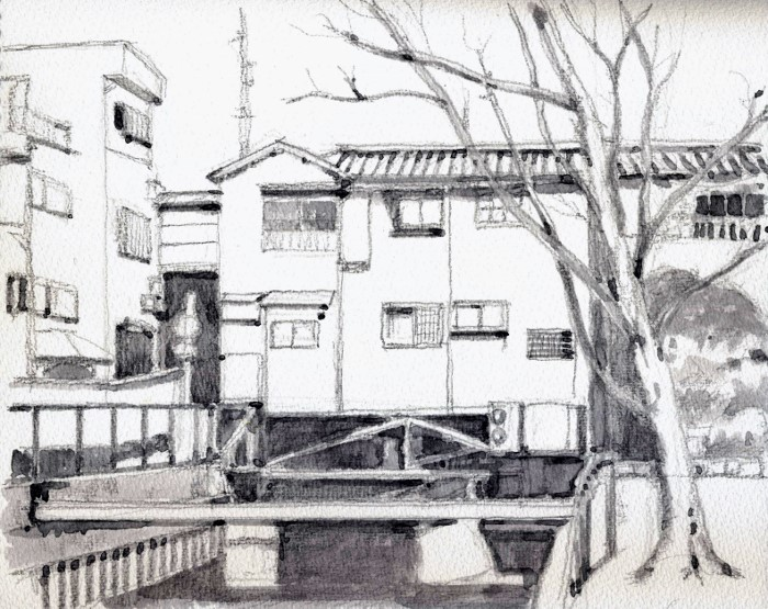 市駅裏 グリザイユ (700x555)