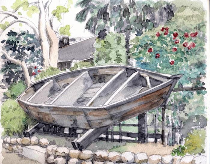 三枚船の展示 (700x547)