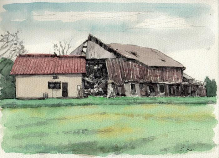 廃屋の牛舎 (700x505)