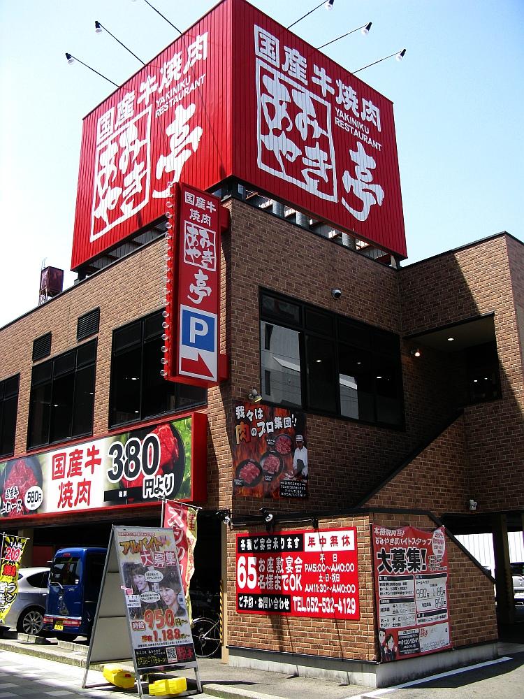 2014_05_11 庄内通:あみやき亭 (1)