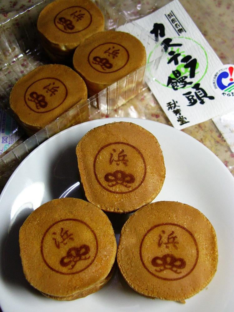 2015_03_22浜松:秋芳堂カステラ饅頭 (9)