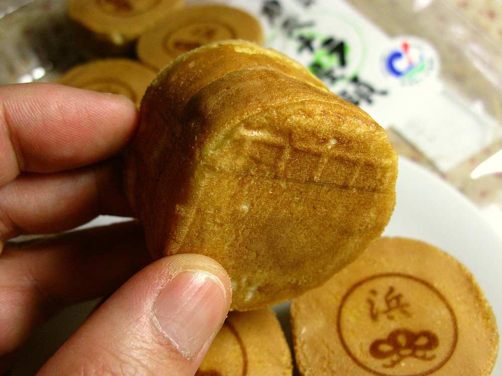 2015_03_22浜松:秋芳堂カステラ饅頭- (11)