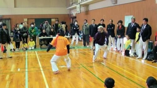 16団体 雅VS奥野先生
