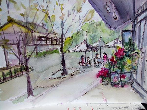 A 天王寺公園