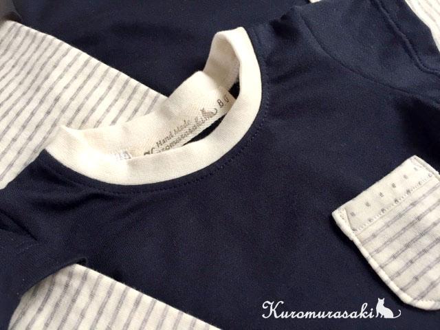 レイヤードTシャツ1-2