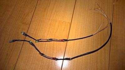 LED配線中