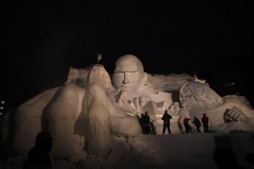 2016さっぽろ雪まつり 氷の祭典 (15)_R