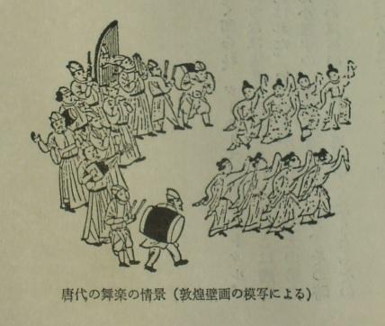 石田幹之助 長安の春2